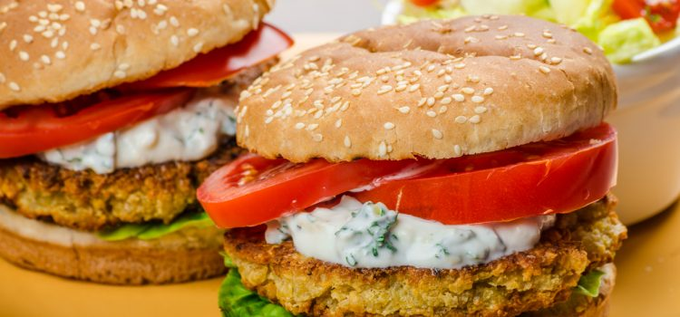 Kickin' Mule Mustard & Veggie Burgers
