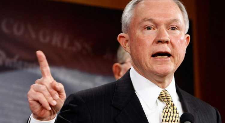 Jeff Sessions and Medical Marijuana